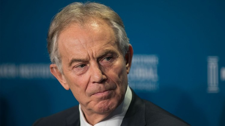 القضاء البريطاني يرفض طلب جنرال عراقي ملاحقة طوني بلير