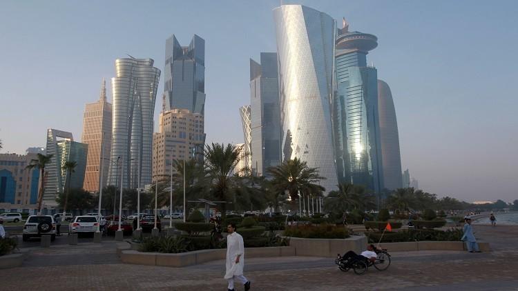 نمو الناتج المحلي الإجمالي لقطر