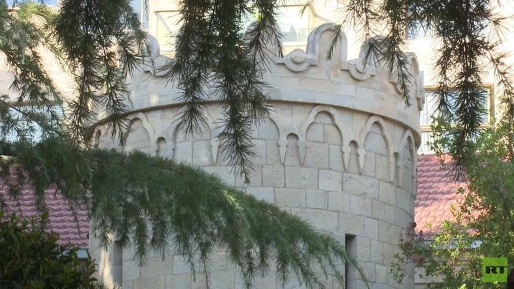 إعادة افتتاح مبنى تاريخي في القدس