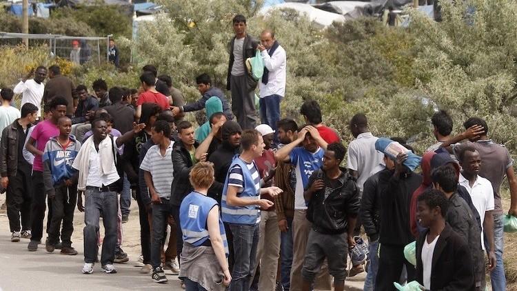 محكمة فرنسية عليا تلزم الحكومة بتوفير المياه للمهاجرين