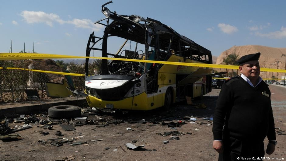 قائمة الهجمات على السياح الأجانب في مصر منذ 1992