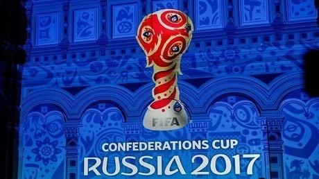 """""""الظاهرة"""" رونالدو يشارك في حفل ختام كأس القارات"""