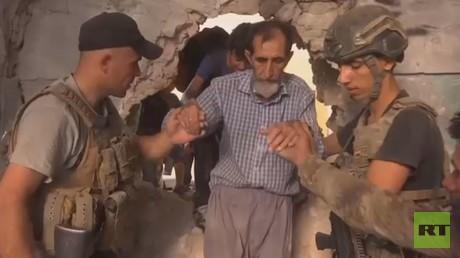 فتح ممرات آمنة لإخراج المدنيين في الموصل