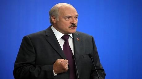 ألكسندر لوكاشينكو الرئيس البيلاروسي