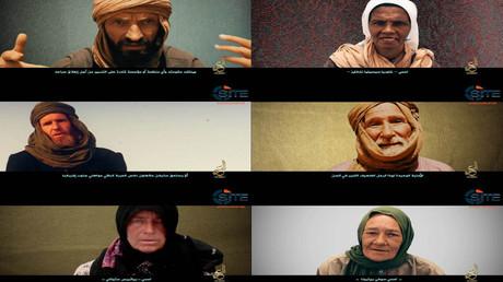 الرهائن الـ 6 الأجانب لدى تنظيم القاعدة في مالي