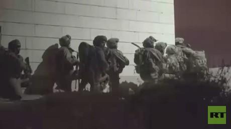 حملة اعتقالات إسرائيلية في الضفة الغربية