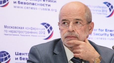 المدير العلمي لمعهد الاستشراق التابع للأكاديمية الروسية للعلوم المستعرب فيتالي نعومكين