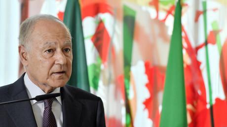 الأمين العام لجامعة الدول العربية، أحمد أبو الغيط.
