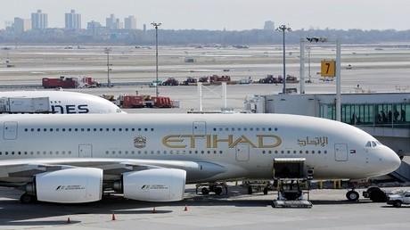 مطار JFK الدولي في نيويورك الولايات المتحدة