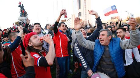كأس القارات روسيا 2018 مرّ من دون أي حالة شجار