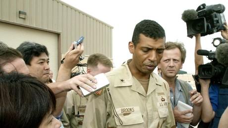 قائد القوات الأمريكية في كوريا الدنوبية الجنرال فنسنت بروكس