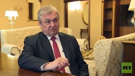 ألكسندر لافرينتييف