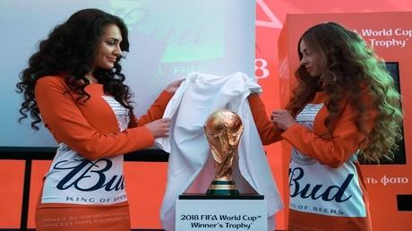 كأس العالم لأول مرة يزور 50 بلدا  قبل المونديال