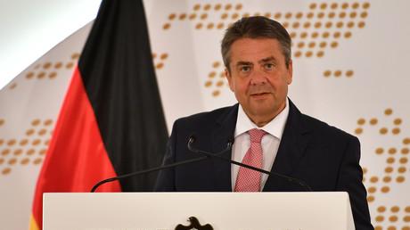وزير الخارجية الألماني زيغمار غابرييل