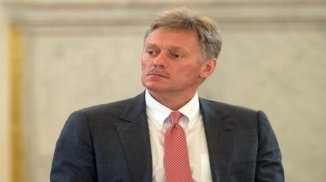 دميتري بيسكوف، السكرتير الصحفي للرئيس الروسي