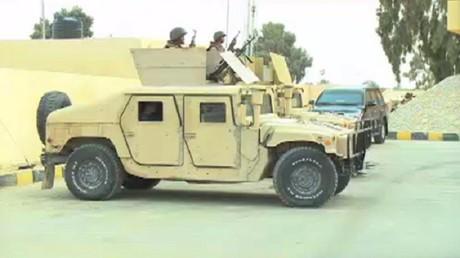 مقتل وإصابة 26 جنديا بهجوم شمال سيناء