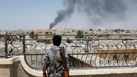 الأزمة السورية ووقف الأعمال القتالية