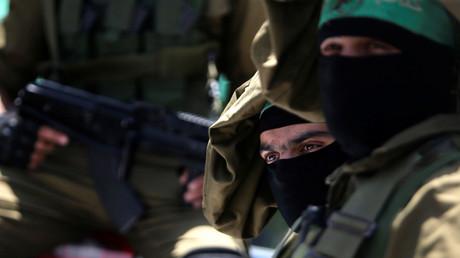 أنصار حركة حماس في قطاع غزة