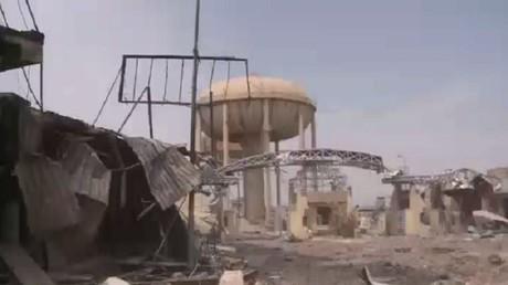 قرب إعلان السيطرة على الموصل القديمة