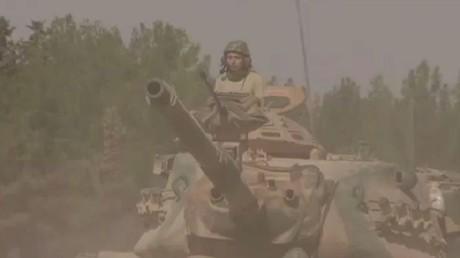 أردوغان يصعد تهديداته ضد الوحدات الكردية