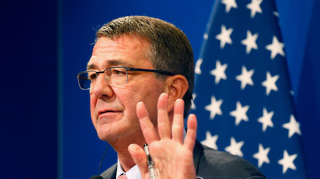 وزير الدفاع الأمريكي السابق آشتون كارتر