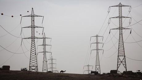 وزير إسرائيلي في الضفة الغربية لتوقيع اتفاقية كهرباء