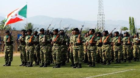 جيش بوروندي