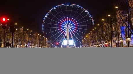 وسط باريس