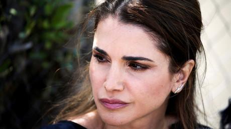 الملكة رانيا العبدالله ملكة الأردن