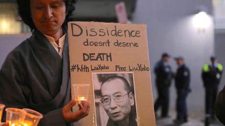 نشطاء يطالبون بالإفراج عن المعارض الصيني ليو