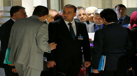 وفد الهيئة العليا المعارضة للمفاوضات السورية