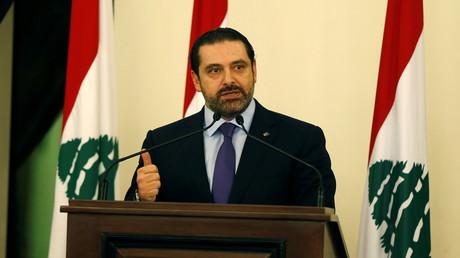 رئيس الحكومة اللبنانية، سعد الحريري.