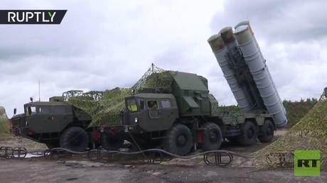 شاهد نشر منظومة الدفاع الصاروخي المتطورة في كالينينغراد