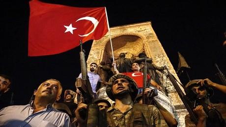 تركيا تحيي الذكرى الأولى لانقلابها الفاشل