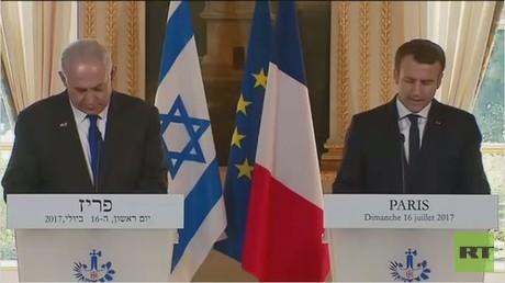باريس تدعو إلى استئناف مفاوضات السلام