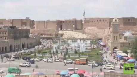 ملف الاستفتاء على مصير كردستان العراق