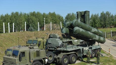 """منظومة """"إس-400"""" الصاروخية المضادة للجو"""