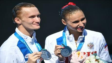 الثنائي الروسي ميخائيلا كالانتشا وألكسندر مالتسيوف