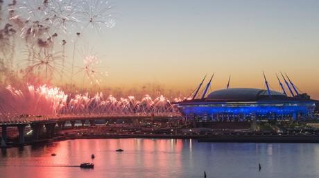 روسيا.. نجاح باهر في تنظيم كأس القارات
