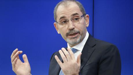 وزير الخارجية الأردني، أيمن الصفدي.