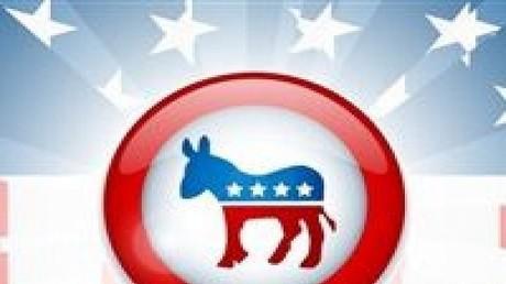 شعار الحزب الديمقراطي الأمريكي