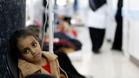 حصيلة ضحايا الكوليرا في اليمن تجاوزت 1800