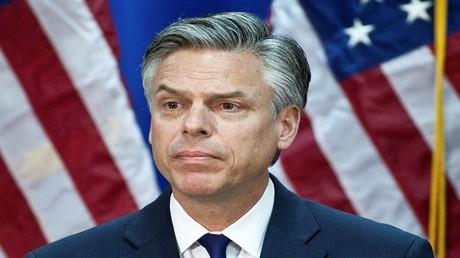 جون هانتسمان المرشح لمنصب السفير الأمريكي في روسيا