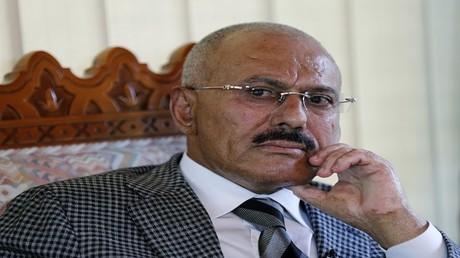 علي عبد الله صالح: تسليم ميناء الحديدة للتحالف أبعد من عين الشمس