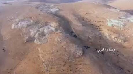 الجيش اللبناني يستهدف مسلحين قرب