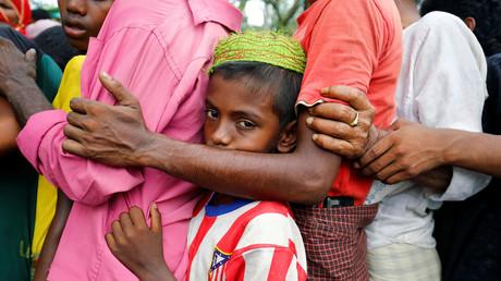 معاناة أقلية الروهينغا المسلمة في ميانمار
