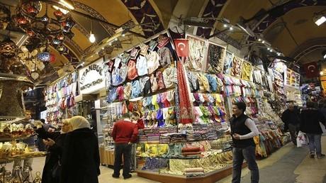 """""""حصار"""" الدوحة يرفع صادرات تركيا"""