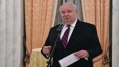 سيرغي كيسلاك، سفير روسيا السابق لدى الولايات المتحدة