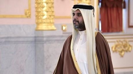 سفير قطر لدى روسيا الاتحادية، فهد محمد العطية