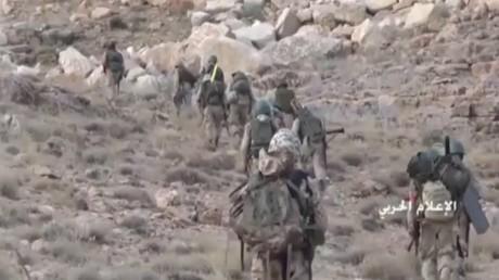 حزب الله يسيطر على وادي الخيل بعرسال